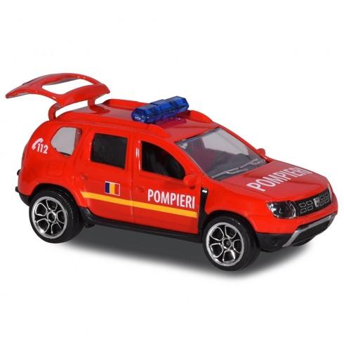 Masina de pompieri Majorette Dacia Duster {WWWWWproduct_manufacturerWWWWW}ZZZZZ]