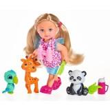Papusa Simba Evi Love 12 cm Baby Safari cu figurine si accesorii {WWWWWproduct_manufacturerWWWWW}ZZZZZ]