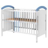 Patut copii din lemn Hubners Anita 120x60 cm alb-albastru {WWWWWproduct_manufacturerWWWWW}ZZZZZ]
