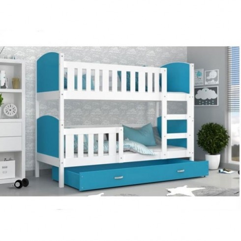 Patut MyKids Tami Color white blue 2 in 1