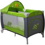 Patut pliabil Coto Baby Samba Lux verde
