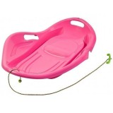 Sanie copii Marmat Shell Premium Comfort roz