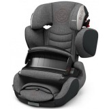Scaun auto Kiddy Guardianfix 3 cu Isofix grey melange hot red