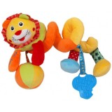 Spirala cu jucarii Baby Mix Lion