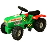 Tractor Super Plastic Toys Hard Truck green