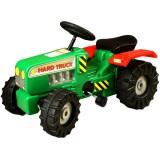 Tractor Super Plastic Toys Hard Truck green