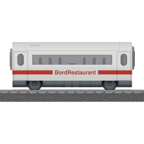 Vagon restaurant Marklin BordRestaurant My World