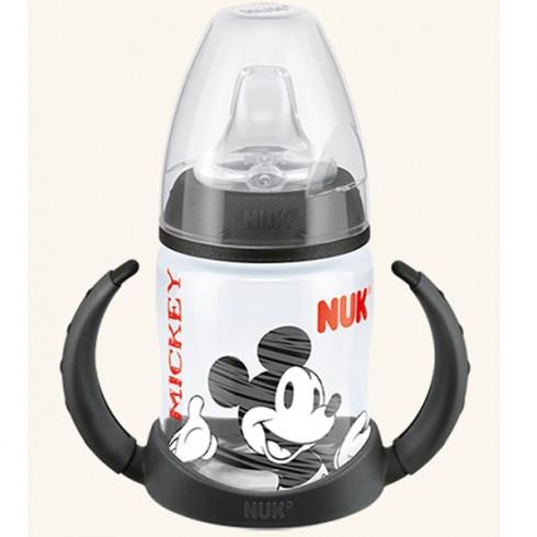 Biberon Nuk Disney Mickey Mouse 150 ml negru