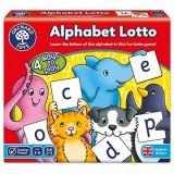 Joc in limba engleza Orchard Toys Alfabetul Alphabet lotto