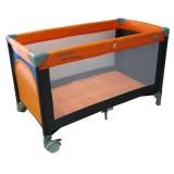 Patut pliabil Eurobaby Qx-805 portocaliu