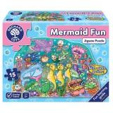 Puzzle de podea Orchard Toys Distractia Sirenelor