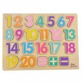 Puzzle Jumini Numere