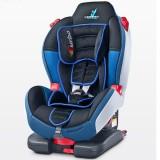 Scaun auto Caretero Sport Turbofix cu sistem Isofix navy