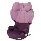 Scaun auto Cybex Solution Q 2 Fix princess pink cu Isofix