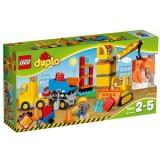 LEGO DUPLO Santier Mare 10813