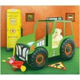 Patut Plastiko Tractor Tip 2 verde