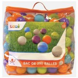 Set Ludi 250 de bile multicolore