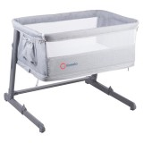 Cos Lionelo Co-Sleeper Toon 3 in 1 grey