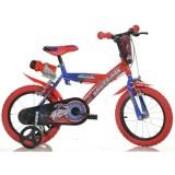 Bicicleta Dino Bikes 163S Spiderman 16