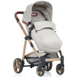 Carucior Kiddo Jazz sand brown