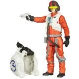 Figurina Hasbro Star Wars The Force Awakens Poe Dameron