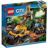 LEGO City Misiune in Jungla cu Autoblindata 60159