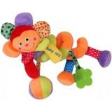 Spirala cu jucarii Baby Mix Flower