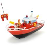 Barca Dickie Toys Fireman Sam Titan cu telecomanda si figurina Sam {WWWWWproduct_manufacturerWWWWW}ZZZZZ]