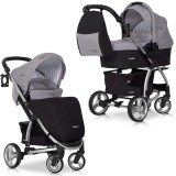 Carucior Easy Go Virage Ecco 2 in 1