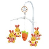 Carusel muzical Baby Mix Rabbit