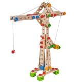 Set constructie din lemn Eichhorn Crane 170 piese {WWWWWproduct_manufacturerWWWWW}ZZZZZ]