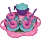Set de ceai Ucar Toys Ice World 16 piese