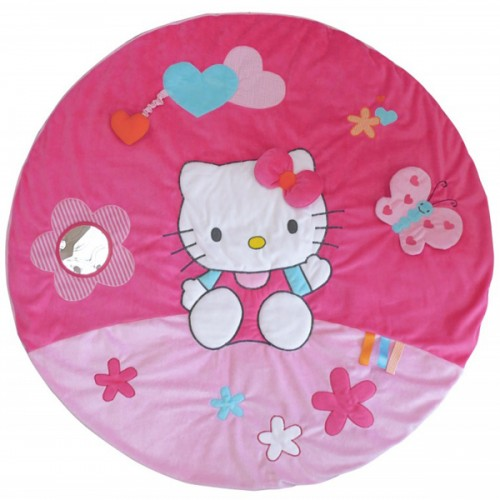 Covoras de joaca Fun House Hello Kitty