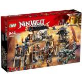 LEGO NINJAGO Groapa Dragonilor 70655