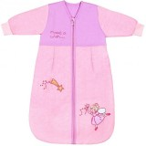 Sac de dormit Slumbersac Pink Fairy 1-3 ani 2.5 Tog maneca lunga