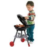 Set Ecoiffier Barbecue negru