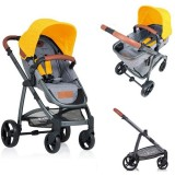 Carucior Kiddo Jazz lemon