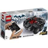 LEGO DC Super Heroes Batmobil Controlat prin Aplicatie 76112