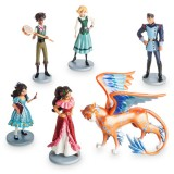 Set 6 figurine Disney Elena din Avalor