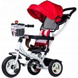 Tricicleta Ecotoys JM-066-9L rosu
