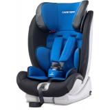 Scaun auto Caretero Volantefix cu sistem Isofix blue