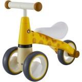 Tricicleta fara pedale Ecotoys LB1603 galben