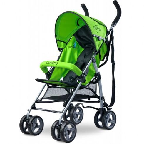 Carucior Caretero Alfa green