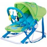 Scaunel balansoar Caretero Aqua green