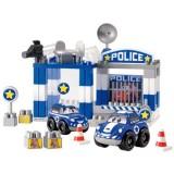 Set Ecoiffier Sectia de Politie
