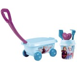 Set jucarii nisip Smoby Carucior Frozen 2 cu accesorii {WWWWWproduct_manufacturerWWWWW}ZZZZZ]