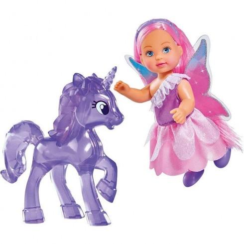Papusa Simba Evi Love Unicor Friend 12 cm cu unicorn {WWWWWproduct_manufacturerWWWWW}ZZZZZ]