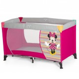 Patut pliabil Hauck Dream'n Play Minnie Geo pink