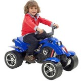 ATV cu pedale Falk Quad Pirate bleo