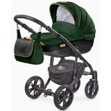 Carucior Camini Frontera 2 in 1 dark green